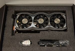 Zotac GeForce GTX 980ti AMP! Extreme for sale, $600 flat