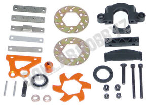 HPI Baja 5b SS *DISC BRAKE KIT* (Pad Bearing Plate Shim