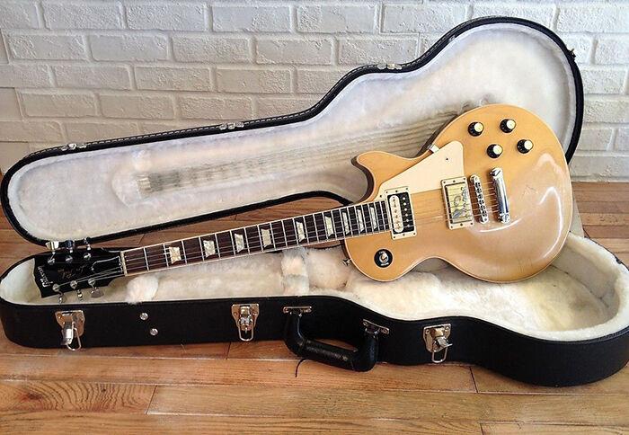 Eine echte Gitarren-Legende: die Geschichte der Gibson