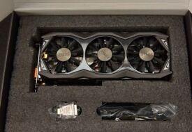 GTX 980 TI Zotac AMP! EXTREME