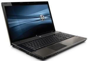 "HP Compaq 6730b - 15.4"" - Core 2 Duo P8600 - Windows 7 Pro - 4 GB RAM DDR2 - DVD RW - 80 GB HDD en solde à 149.99"