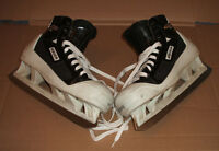 Patins Gardien De But Bauer Supreme Ice Hockey Goalie Skates 4