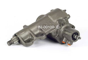 Ford-Bronco-F100-F150-4X4-76-79-Power-Steering-Gear-Box-Gearbox
