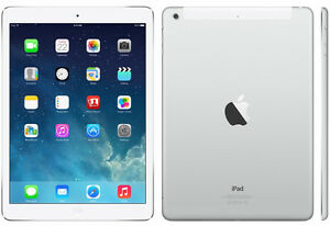 MINT UNLOCKED IPAD AIR 16GB CELLULAR LTE - Wind/Mobilicity/Bell