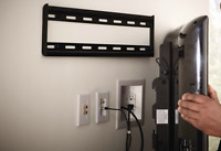TV Mounting and Speaker installation.