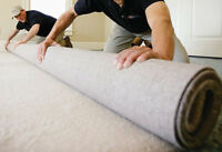 carpets sales and installation basement Hamilton
