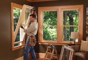 Vinyl Windows and Entry Doors REPLACEMENT - OUR SALE
