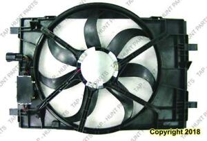 Cooling Fan Assembly With Counter Ford Fusion 2006-2009