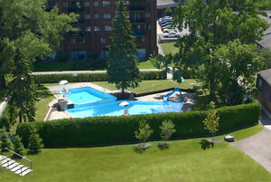 3 1/2 Large and Spacious apartment West Island FREE satellite TV West Island Greater Montréal image 13