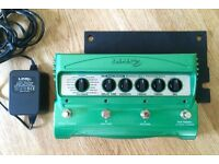 Line 6 DL4 Delay / Echo effects with power supply - a great pedal in great condition