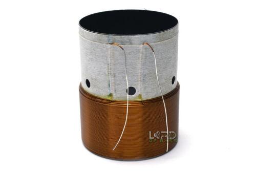 """2.5"""" Dual 4 ohm Voice Coil    Subwoofer Speaker Parts VCXHYQ039#"""