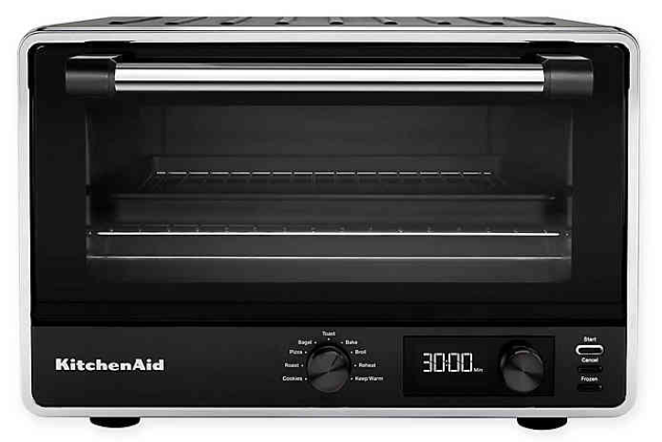 KitchenAid Digital Countertop Oven in Black Matte