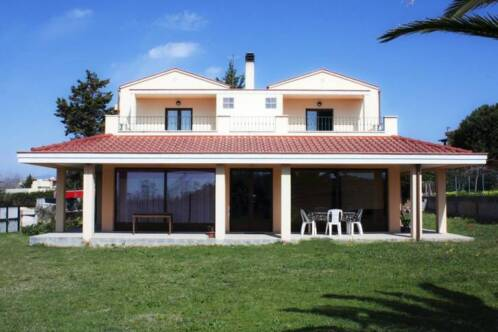 Prachtige Villa Met Zee Zicht Voor 8 Personen Vakantiehuizen
