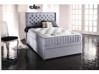 Double 1000 pocket mattress brand new