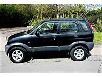 Daihatsu Terios 2001 79878 mileage - £900