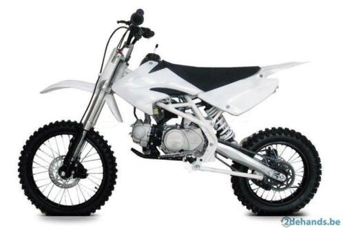 Pitbike dirtbike motorcross crossbrommer Orion Apolo Nitro
