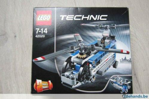 Lego Technic helikopter set 42020
