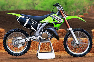 Looking for a KX or CR 125