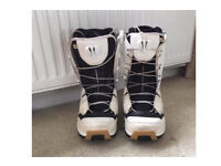 Salomon Dialogue Snowboard Boots Size UK 9/43