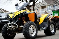 2008 CAN AM RENEGADE 800 * TRÈS PROPRE! *