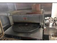 Tandoor roti naan machine