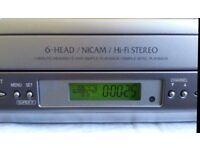 Video recorder with 26 original movies