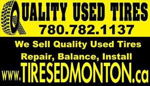 Seasonal Tires Change - First Come First Served - No Waiting !!