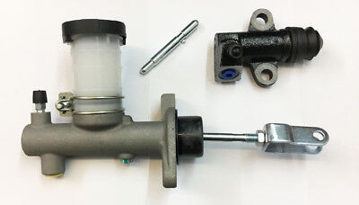 For Nissan Terrano R20 2.7TD Clutch Master + Slave Cylinder R/H/D New 1993-2007