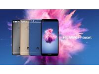 Huawei P Smart-Single Sim,3GB+32GB,5.65 inch FullView display,13MP+2MP Dual Cameras,Android 8.0