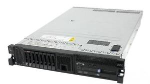 "IBM X3650 M3 Server , 2 X Quad Core E5620 16 Logical Cores  , 72GB RAM , 2 X 300Gb 10K  , 2 PSU "" LOWEST PRICE IN CANAD3"