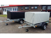 CAMPING TRAILER 6X4 750KG BRAND NEW