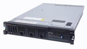 Refurbished IBM System x3650 M3 - 2U Server with RAID Controller - Warranty