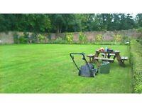 Gardener/Grounds maintenance.