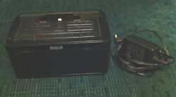 RCA 1.2 dual alarm clock radio RCR8632i5 (for iPhone 5)