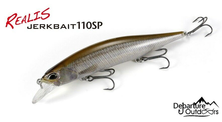 Duo Realis Jerkbait 110Sp Bait Bass, Walleye, Trout Fishing Lure