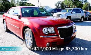 2010 Chrysler 300-Series Sedan. Low km. Make me an offer.