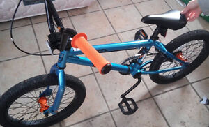 18 INCH YOUTH BMX BIKE! MINT CONDITION! LIKE NEW!