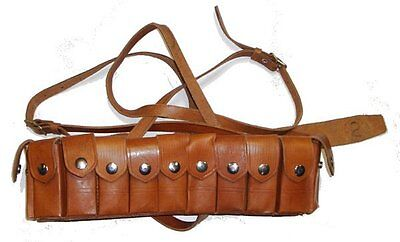 C96 Broomhandle Mauser Leather Mag Pouch POU-100062