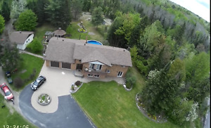 Large Private Home with Granny Suite for Sale *HWY 654 West