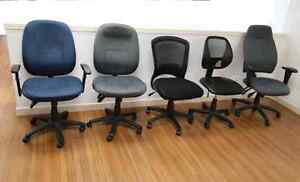 Bunch of Office Chairs For Sale $25 -$50