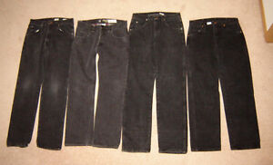 Men's Jeans - sz 30, 32 (Guess, Warehouse One, Wrangler, etc