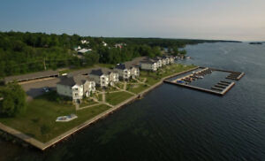 Waterfront Condo on the St. Lawrence River in Morristown, NY