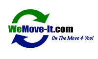 WeMove-It.com Movers & Junk Removal Services