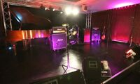 THE MUSIC MILL - SHOWCASE STAGE  - REHEARSAL