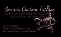 Tattoo Artist- new clients welcome