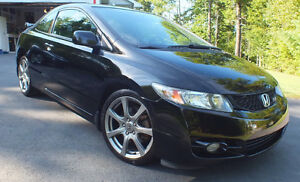 2009 Honda Civic Si Coupe (2 door) ** New Lower Price**