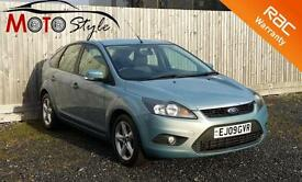 Ford Focus 1.6TDCi Diesel 2009 Zetec **£30 Road Tax**