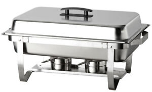 Chafing Dish/Heating Dishes/Food Warmers Rentals - $12