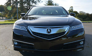 *VERY LOW KM+CASH INCENTIVE* 2015 Acura TLX V6 Elite 3.5L SH-AWD