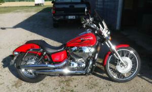 2007 Honda Shadow Spirit 750